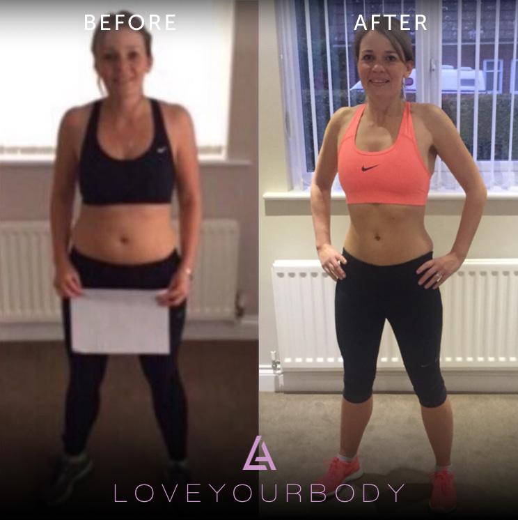 libby alice fitness helen transformation
